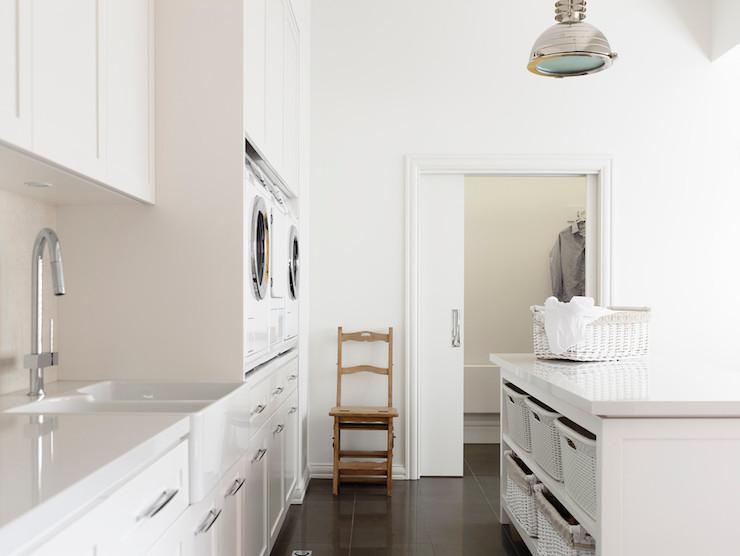 Laundry Room Island Contemporary Kitchen Canny Design