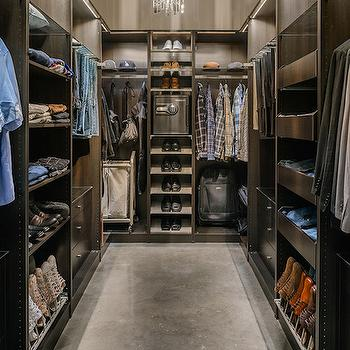 Mens Closet, Contemporary, closet