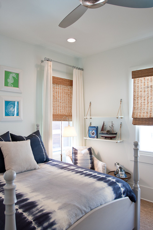 Beach Cottage Kids Room Cottage Boy S Room Romair Homes