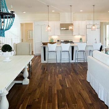 Open Concept Dining Room, Cottage, dining room, Romair Homes
