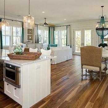 Open Concept Kitchen, Cottage, kitchen, Romair Homes