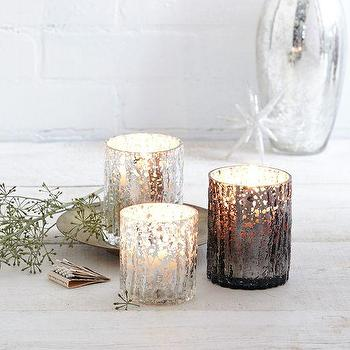 Mercury Votive Holders West Elm