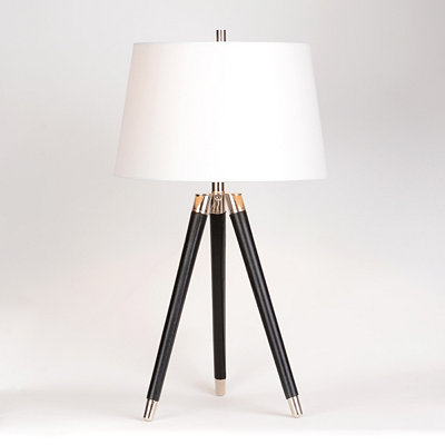 Bon Kirklands Tripod Table Lamp View Full Size