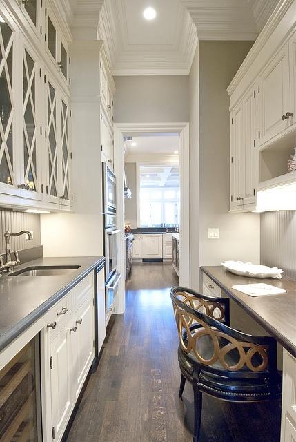 Kitchen Galley Designs