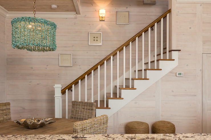 Plank Ceiling Cottage Bedroom Pat O Neal Interiors