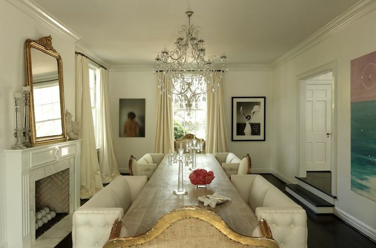 Long Dining Table Part 93