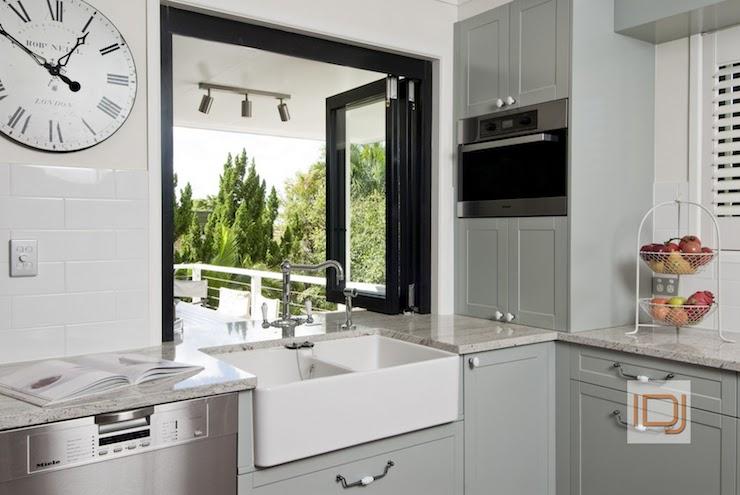 Kitchen Pass Through View Full Size