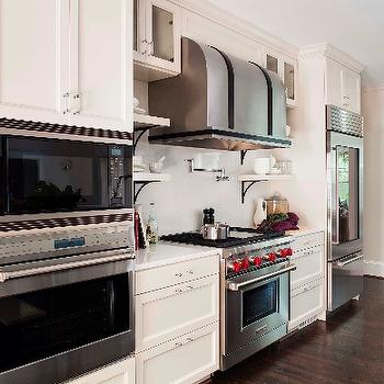 Barrel Range Hood, Transitional, kitchen, TerraCotta Properties