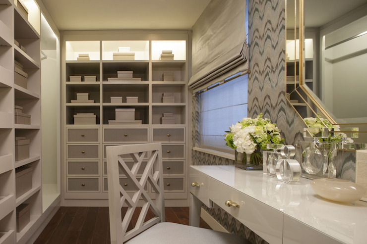 Dressing Room Contemporary Closet Intarya