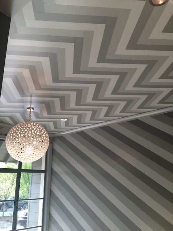 Gray Ceiling Design Ideas