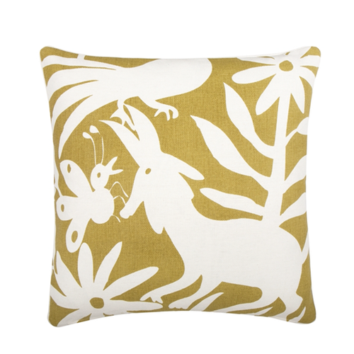 Veracruz Citrine Fabric Dwellstudio