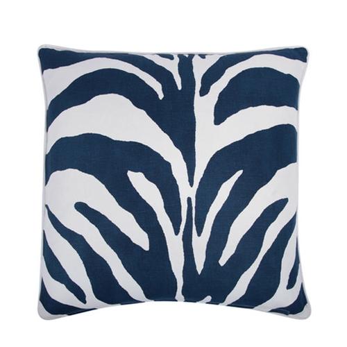 Zebra Pillow Cover West Elm
