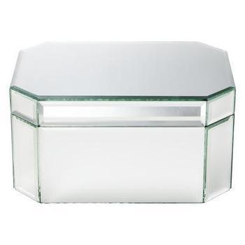 Threshold Jewelry Box, Mirrored Large I Target