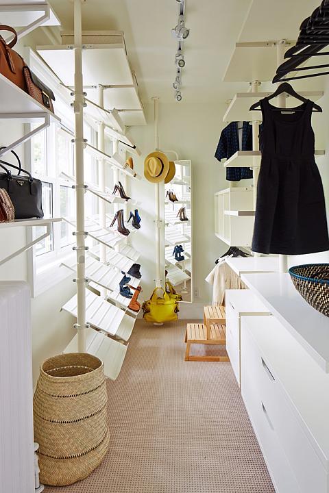 Ikea Closet System Contemporary Closet Benjamin