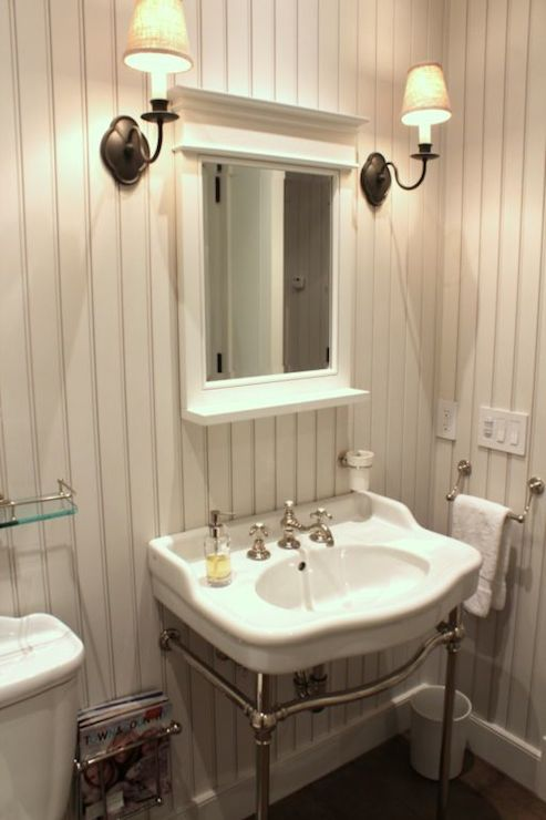 view full size. Mirror With Glass Shelf Design Ideas