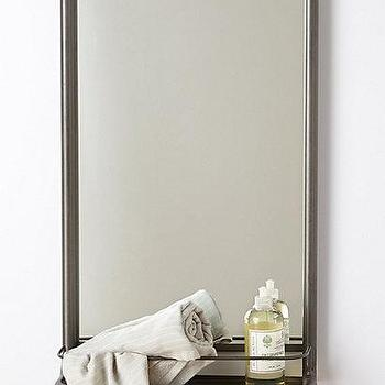 Washroom Mirror I anthropologie.com