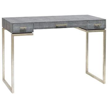 Bernhardt Anjali Shagreen Writing Desk