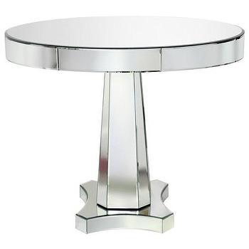 Dawson Silver Dining Table