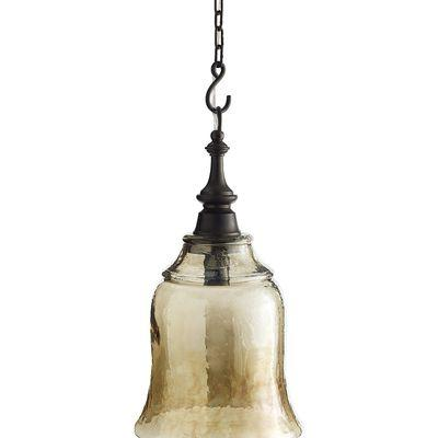 Glass amber pendant lamp luster glass amber pendant lamp mozeypictures Image collections
