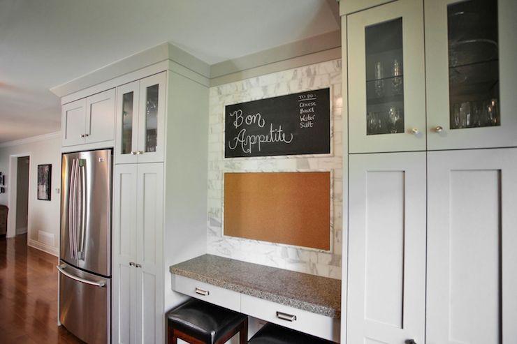 Counter Depth Refrigerator Design Ideas