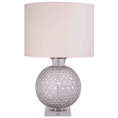 Jamie young lighting round glass table lamp base aloadofball Image collections