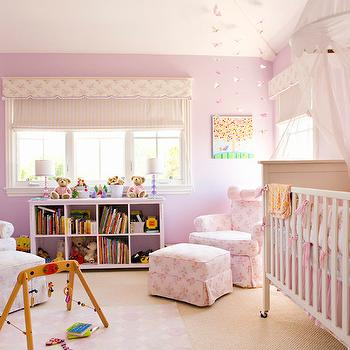 Crib Canopy, Traditional, nursery, Annette Tatum