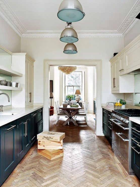 Eclectic kitchen for Kitchen ideas eclectic