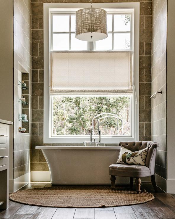 Wondrous Bathtub Chandelier Contemporary Bathroom Van Wicklen Download Free Architecture Designs Pushbritishbridgeorg