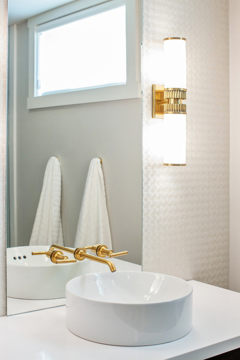 Bathroom Vanity Light Height bathroom sconce height. verona mirrored sconce - jodi height: 15 3
