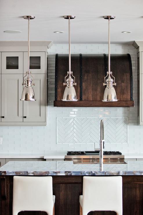 Agate Countertops Contemporary Kitchen Benjamin