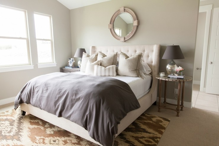 Cream And Black Bedroom Ideas