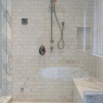 Built In Shower Seat Design Ideas