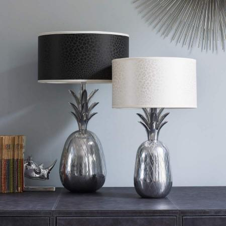 Preferred Silver Palama Pineapple Lamp Bases KS47
