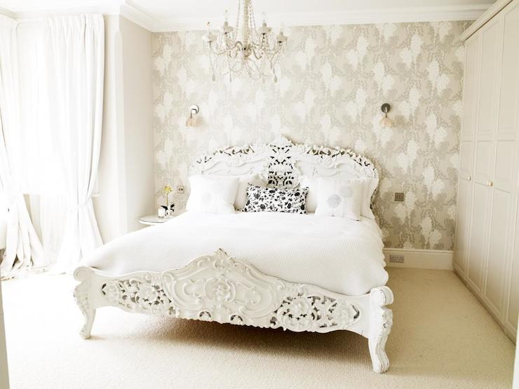 Baroque Bed French Bedroom Jj Locations