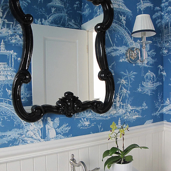 Vanity Mirrors, Transitional, bathroom, Georgica Pond Interiors