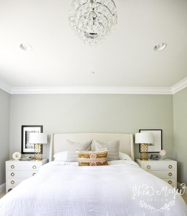 Quatrefoil Table Lamp Contemporary Bedroom Studio Mcgee