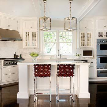 Corner Stove, Contemporary, kitchen, Laura Tutun Interiors