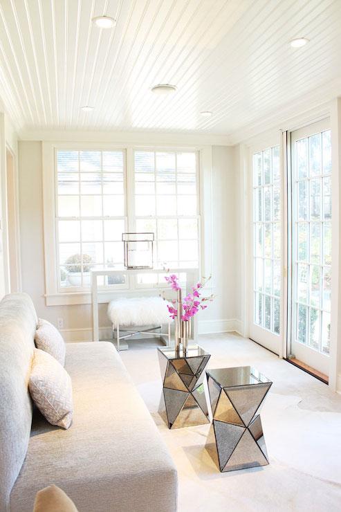Enclosed Sunroom Contemporary Deck Patio Laura Tutun