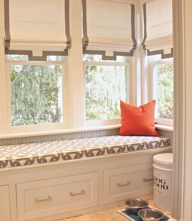 roman shades design ideas