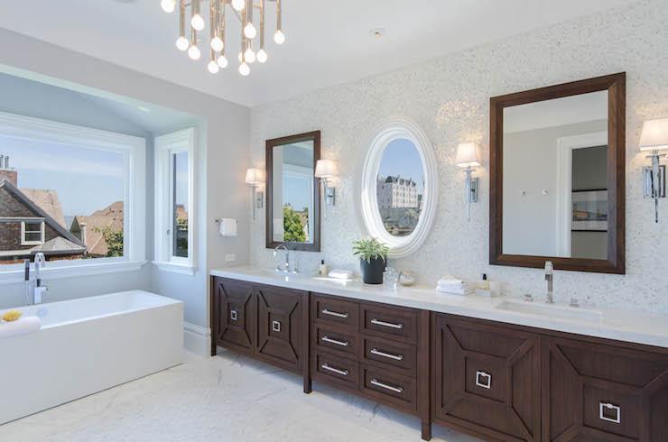 Master Bathroom Ideas Contemporary Bathroom Artistic Designs