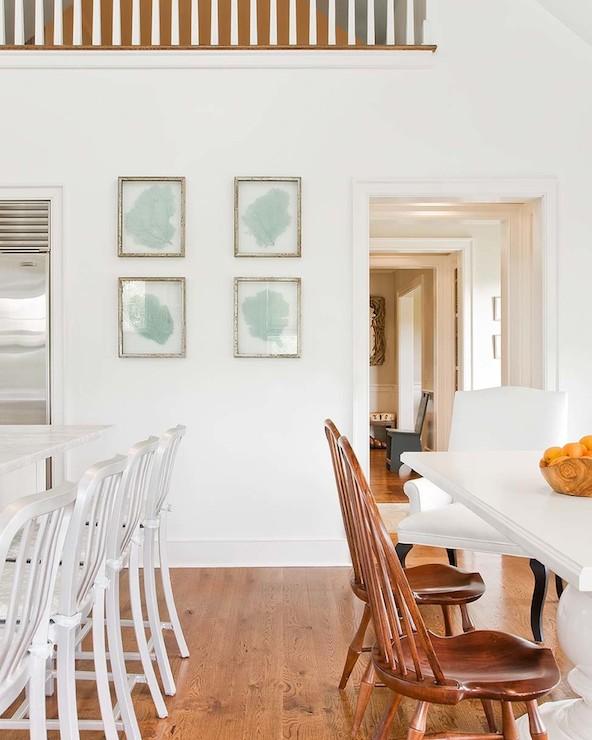 Eric Roseff Design: Sea Glass Wall Color Design Ideas