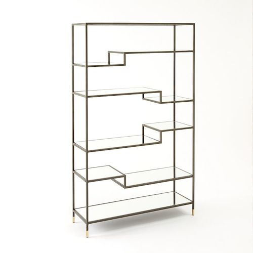 West Elm Tiered Tower Bookcase View Full Size