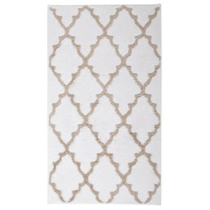 target home ogie white and beige bath rug