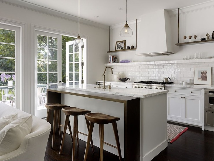 White Kitchen Open Concept open concept kitchen design ideas
