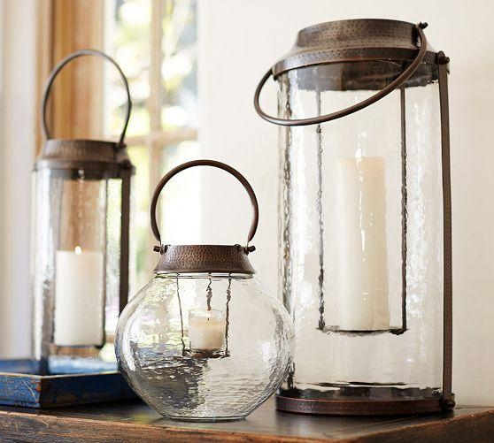 clear colton lanterns