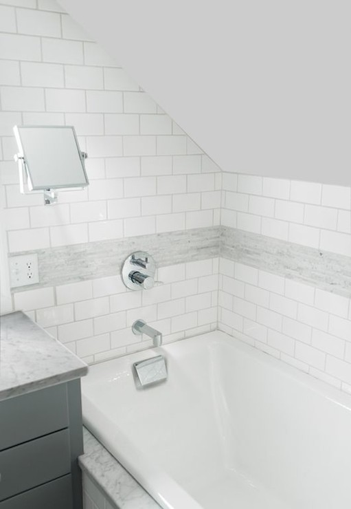 Carrera Subway Tiles Design Ideas