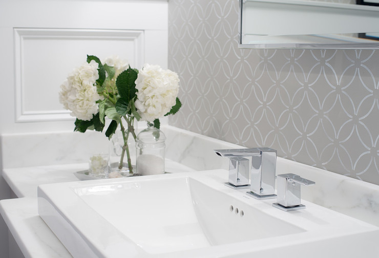 Light Grey And White Bathroom. White and Grey Wallpaper view full size And Bathroom Design Ideas