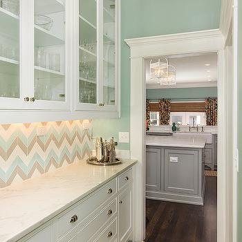 Duck Egg Blue Paint Colors Transitional Kitchen Benjamin Moore Wythe Blue