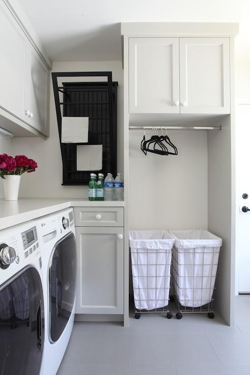 Laundry Bin Sorter View Full Size