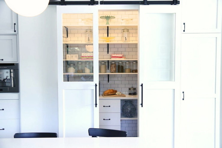 Walk In Pantries Transitional Kitchen Von Fitz Design